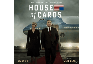 Jeff Beal - House of Cards-Season 3 - (CD)