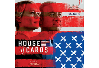 Jeff Beal - House of Cards-Season 5 - (CD)