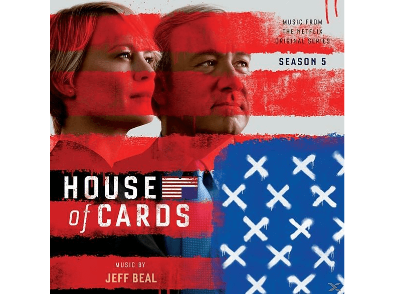 Jeff Beal - House of Cards-Season 5 [CD]