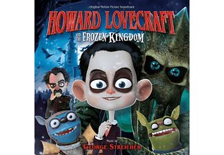 George Streicher - Howared Lovecraft and the Frozen Kingdom - (CD)