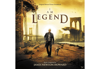 James Newton Howards - I am Legend - (CD)