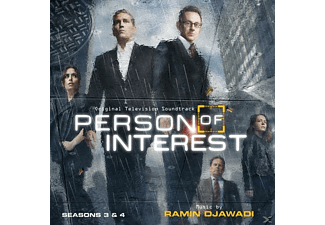 Ramin Djawadi - Person of Interest Seasons 3 & 4 - (CD)
