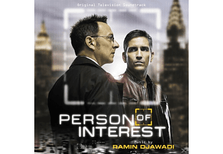 Ramin Djawadi - Person of Interest - (CD)