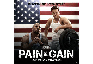 Steve Jablonsky - Pain & Gain - (CD)