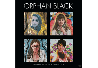 Young Empires/The Ettes/Foxygen/+ - Orphan Black - (CD)