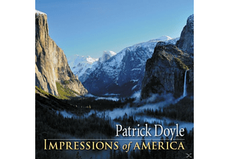 Doyle Patrick - Impressions of America - (CD)