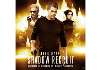 Doyle Patrick - Jack Ryan: Shadow Recruit - (CD)
