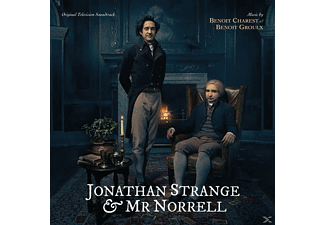 Charest,Benoit/Groulx,Benoit - Jonathan Strange & Mr Norrell - (CD)