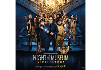 Silvestri Alan - Nachts im Museum (Night at the Museum) - (CD)
