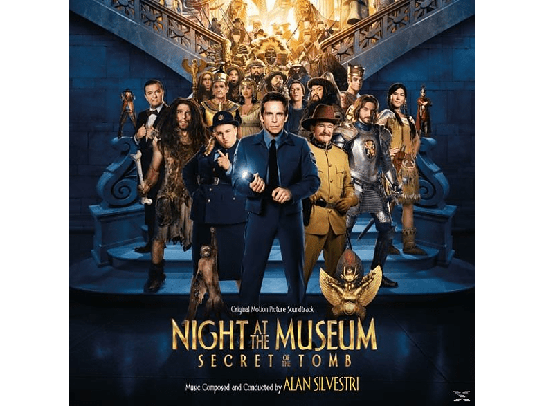 Silvestri Alan - Nachts im Museum (Night at the Museum) [CD]