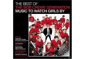 Bob Generation Crewe - Music to Watch Girls By - (CD)