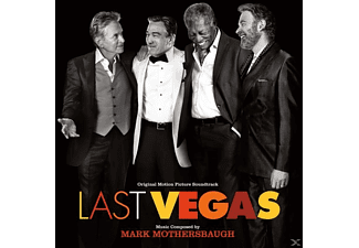 Mark Mothersbaugh - Last Vegas - (CD)