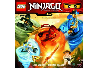Vincent,Jay/Kramer,Michael - Lego Ninjago-Masters of Spinjitzu - (CD)