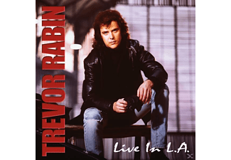 Trevor Rabin - Live in L.A. - (CD)