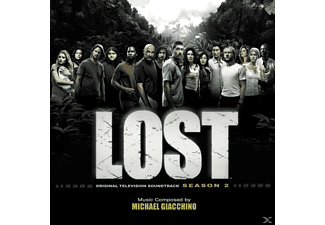 Michael Giacchino - Lost-Season 2 - (CD)