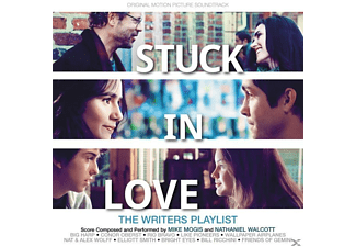 Mogis, Mike / Walcott, Nathaniel - Love Stories (Stuck in Love) [CD]