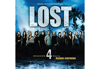 Michael Giacchino - Lost-Season 4 - (CD)