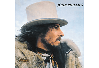 John Phillips - John,the Wolf King of L.A. - (Vinyl)