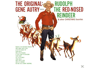 Gene Autry - Rudolph the Red-Nosed Reindeer - (Vinyl)