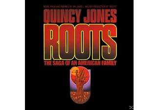 Quincy Jones - Roots: The Saga of an American Family - (Vinyl)