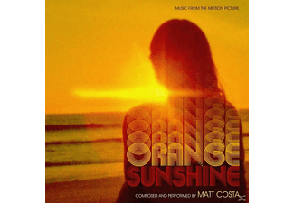 Matt Costa - Orange Sunshine (Orange Vinyl) - (Vinyl)