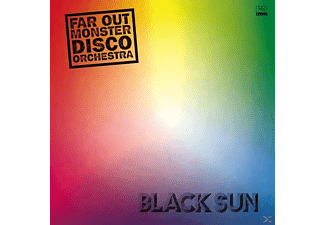 Far Out Monster Disco Orchestra - Black Sun - (CD)
