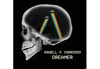 Axwell & Ingrosso - Dreamer (2-Track) - (5 Zoll Single CD (2-Track))