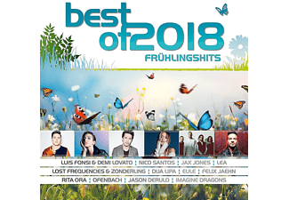 VARIOUS - Best Of 2018-Frühlingshits - (CD)