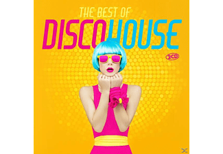 VARIOUS - The Best Of Disco House - (CD)