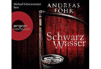 Schwarzwasser (Limited Edition) - 6 CD - Krimi/Thriller