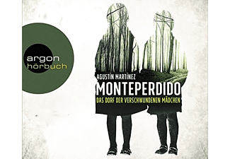 Monteperdido (Limited Edition) - 6 CD - Krimi/Thriller