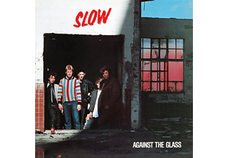 Slow - Against The Glass (Red Vinyl) - (Vinyl)