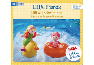 EDEL GERMANY GMBH HABA Little Friends: Lilli will schwimmen