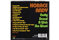 Horace Andy - Natty Dread A Weh She Want [CD]