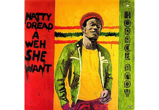 Horace Andy - Natty Dread A Weh She Want - (CD)