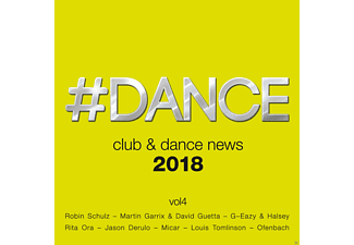 VARIOUS - #Dance 2018: Club & Dance News Vol. 4 - (CD)