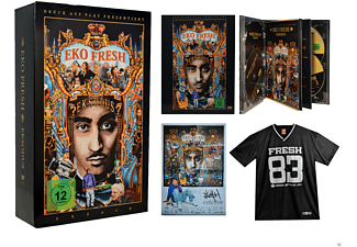 Eko Fresh - Eksodus (Fanbox) - (CD + DVD Video)