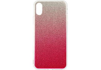 IPROTECT MSD-107-B-A-T-6-3 Handyhülle, Rot, passend für Apple iPhone X