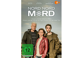 Pressebereich Nord Nord Mord - (DVD)