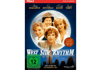 West Side Rhythm - (DVD)