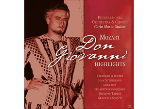 Wolfgang Amadeus Mozart - Don Giovanni Highlights - (Vinyl)