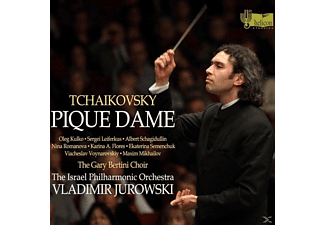 Vladimir | The Israel Philharmonic Orche Jurowski - Pique Dame - (CD)