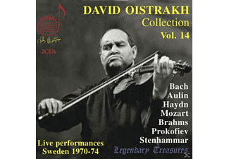 David Oistrakh - David Oistrakh Collection | Legendary Treasures Vo - (CD)