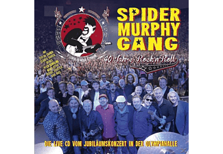 Spider Murphy Gang - 40 Jahre Rock'n'Roll - (DVD)
