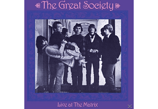 The Great Society - Live At The Matrix - (CD)