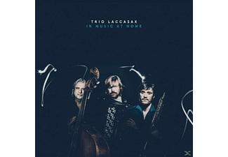 Trio Laccasax - In Music At Home - (CD)