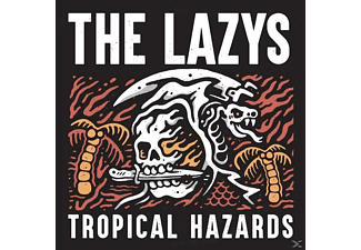 The Lazys - Tropical Hazards - (CD)