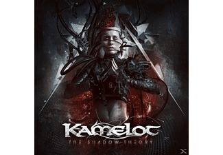 Kamelot - The Shadow Theory (2 LP Gatefold Pink) - (Vinyl)