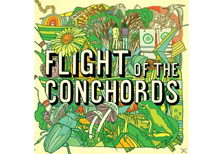 Flight Of The Conchords - Flight Of The Conchords (Neon Yellow Vinyl) - (LP + Download)
