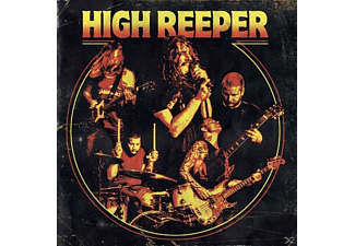 High Reeper - High Reeper - (CD)